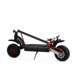 55km/h Vitesse de roue de deux adultes Kick Scooter électrique pliable