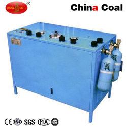 Ae102A Sauerstoff-füllendes Förderpumpe-Gerät für das Selbstretter-Atmung-Apparatezylinder-Wieder füllen