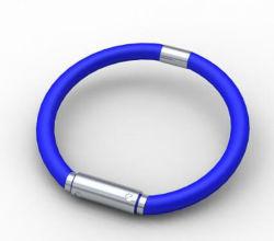 Nouveau Bracelet en silicone de sports de promotion des aimants