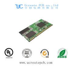 다중층 엄밀한 Fr4 PCB를 위한 중국 황금 공급자와 가진 PCB
