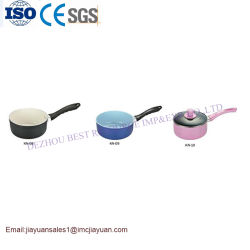 Multi-Plattierter kundenspezifischer kochender Potenziometer-gesetzter Induktions-EdelstahlCookware