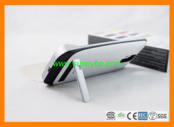 Leistungsfähige bewegliche Handy-Sonnenenergie-Bank-Aufladeeinheit