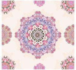 Katoen Afgedrukte Stof, Stof Bedsheet voor het TextielBeddegoed van het Huis