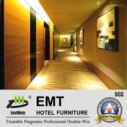 De decoratieve Beboste Comités van de Muur in MDF/Comité van de Muur van het Hotel het Binnenlandse Houten (emt-F1211)
