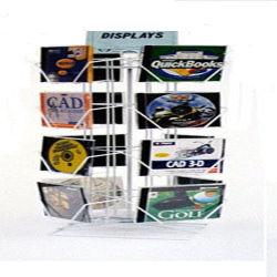Freier Pocket Broschüre-acrylsauerausstellungsstand/Fahne der Bildschirmanzeige-Rack/Display