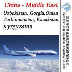 De verschepende Dienst Oezbekistan, Gorgia, Oman, Turkimenistan, Kazakstan, Kyrgyzstan - de Verzending van de Lucht