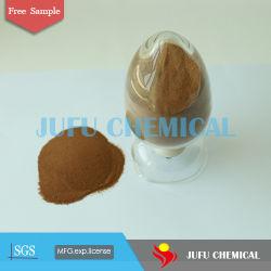 Lignosulphonate de calcio en polvo como agua de la reducción de la mezcla