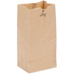 Handpapiertüten brown-Kraftpapier für Brot