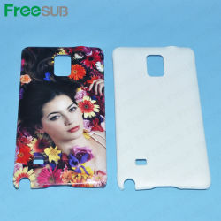 Manufactory Sublimation Mobile Phone Cover Blank Caso per Samsung Note 4 (N9100-L))