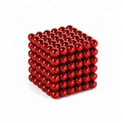 Starke magnetische Neodym-Massen-permanenter Kugel-Magnet für weißen Vorstand