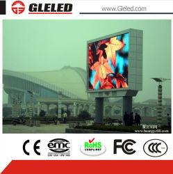 옥외 발광 다이오드 표시 스크린, 널, LED 벽을 광고하는 LED