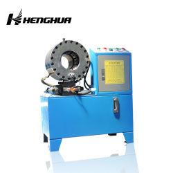 자동적인 유압 호스 판매 유압 관 펀칭기를 위한 주름을 잡는 공작 기계