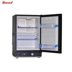 40L 12V 24V DC LPG 가스 동력 3방향 등유 유리 도어 옵션이 있는 흡수 냉장고