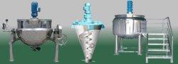 depósito de mistura de aço inoxidável de Cosméticos Pharmceutical