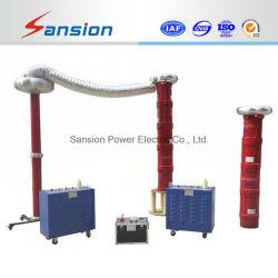10kv~500kv de corriente alterna de frecuencia variable de sistema de pruebas Hipot de resonancia para equipo Probador Hipot Electricl AC