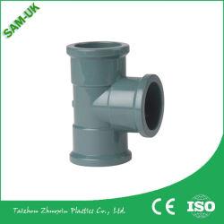 Kunststof pijpfittingen PVC-expansiekoppeling PVC-snelkoppeling