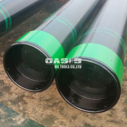 石油およびガスのパイプラインのための3lpe CoattingのAPI 5CT N80qの包装および管API 5CT P110の包装そして管