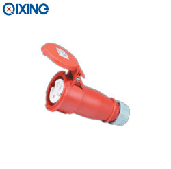 High-End van Qixing Industriële Schakelaar 400V 5p 6h 16A IP44