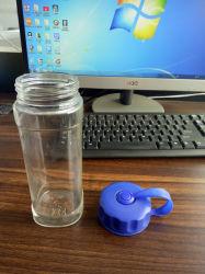 Bouchon de plastique peuvent Jar avec crochet de moule à main