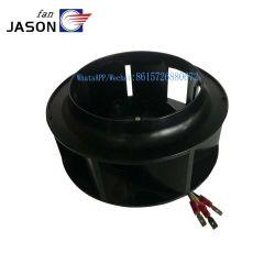133мм AC230V малых одной кривой на входе назад Центробежный вентилятор для охлаждения и CE/UL пластика