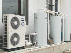 Высокая эффективность работы КС источника воздуха воздух для воды водонагреватель со встроенным тепловым насосом для Вьетнама