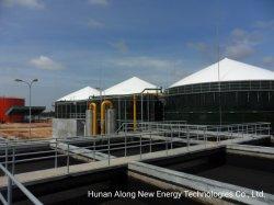 Déchets organiques industriels Usine de biogaz