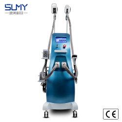 기계를 체중을 줄이는 마사지 기계 바디를 형성하는 1개의 RF+Laser+40K+Fat 어는 바디에 대하여 5