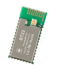 Fb-Bt22-W52832 nuevo Nrf módulo Bluetooth de baja potencia5.0/4.2 BLE