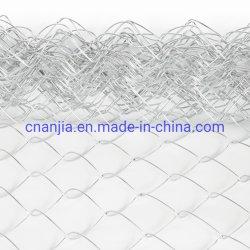 Noir diamant Fil de fer revêtement PVC maille d'Escrime
