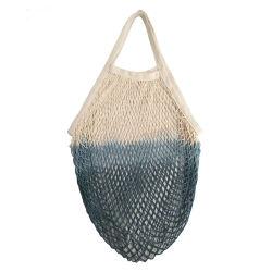 Baumwollnettobeutel oder tragender Ineinander greifen-hängender Nettobeutel für Verpackung