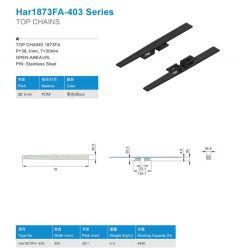Har-1873fa-403 Keten de Met platte kop van de reeks voor Transportband
