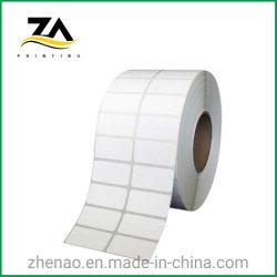 Fabrik-direkte kundenspezifische Form stempelschnitt unbelegten Aufkleber-Kennsatz