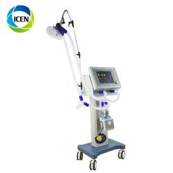 En-900B UCI Neonatal médicos anestesia respirador no invasiva para las ambulancias