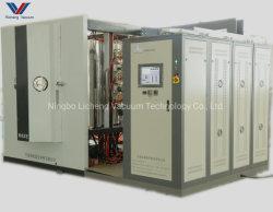 La Chine usine de métallisation sous vide plante pulvérisation magnétron Ion machine/l'équipement de revêtement