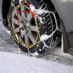 Boucle à cliquet de gros de l'outil d'urgence automatique Kn CHAINE A NEIGE de pneus de voiture de série