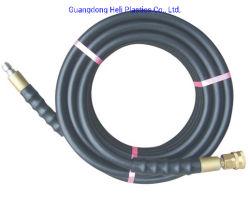 PVC+PE d'alimentation haute pression flexible de lavage de voiture