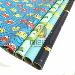 Papel ondulado de color de alta calidad para la Artesanía bricolaje Juguetes