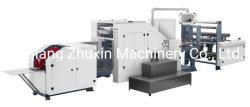 Автоматическая с высокой скоростью квадратной нижней части/Sos бумажных мешков для пыли машины при печати через Интернет