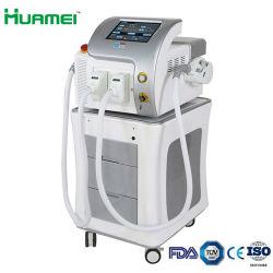El uso de la clínica equipo Hotsale Shr depiladora IPL Depilación rápida opt/IPL Láser Shr Shr/Shr E/luz de las SHR IPL Skin Rejuvenation