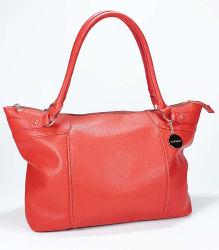 عمليّة بيع حارّ لون صافية مع معلنة علامة تجاريّة حقيبة يد نمط بسيطة أسلوب سيادة [هندبغ] [فمل] [شوولدر بغ]