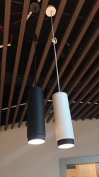 Une grande efficacité de l'IRC90 25W à LED lumière plafond suspendu