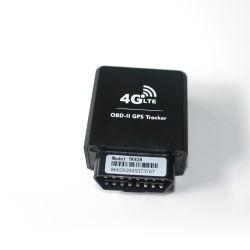 4G GPS OBD Diagnóstico Remoto Ota Turn-Over função alarme de colisão de Alarme 4G Rastreador GPS OBD carro alarme (TK428-KH)