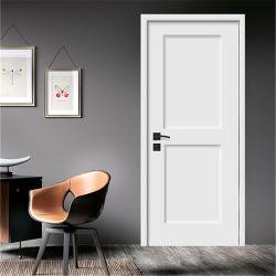 Пользовательские цвета лак панели из тикового дерева моделей деревянные двери