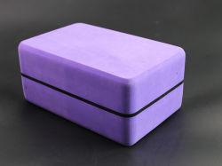 Kundenspezifischer und hoher dichter EVA-Yoga-Ziegelstein, Block