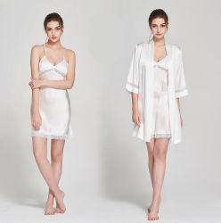 Hoge kwaliteit lage MOQ aanpassen Sexy Women′ S Kimono Robe