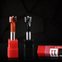CNC 기계 부품 목재 작업 툴 목재 텅스텐 카바이드 힌지 천공 드릴 비트