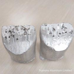 Désoxydant grenaille d'acier aluminium pour la sidérurgie