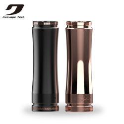 Het Draaien van Arjuna de e-Sigaret van het Koper Mechanisch Mod., In het groot met Elecrtonic Sigaret Vape