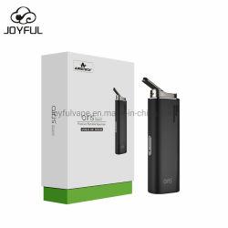 Airis de gros de l'interrupteur 3 en1 Céramique Cire d'herbes sèches Cbd vaporisateur E cigarette rechargeable
