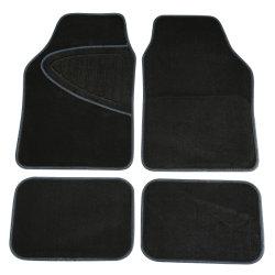 Stuoie classiche del pavimento di moquette per l'automobile & l'automobile - misura dell'universale